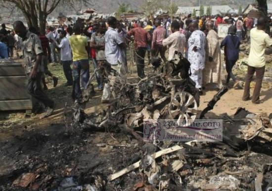 90% des maisons saccagées appartenaient à des chrétiens. L'attaque a eu lieu de nuit, dans le village de Gossi, au Nord du Cameroun.  (photo : DR)