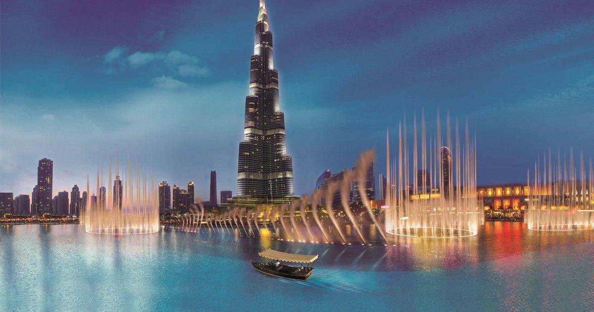 Dubaï, première ville des Émirats arabes unis (photo : DR)