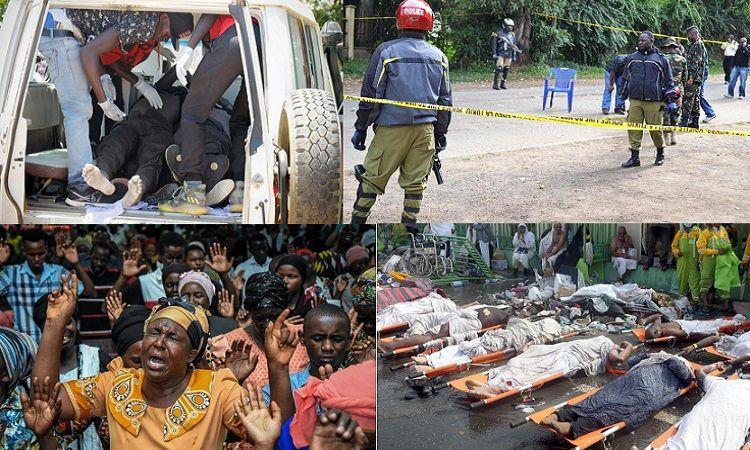 Le mouvement de foule a eu lieu alors qu'un prédicateur religieux a versé de « l'huile sainte » au sol...(photo : TogoTimes.info)