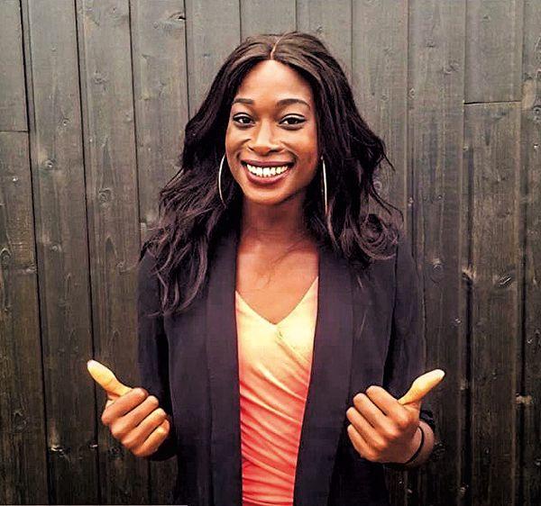 Astride N'gouan, 28 ans, championne de France en titre de handball avec Metz et championne du monde avec la France en 2017, témoigne de sa foi et de son quotidien de sportive professionnelle confinée... (photo : ville-creteil.fr)