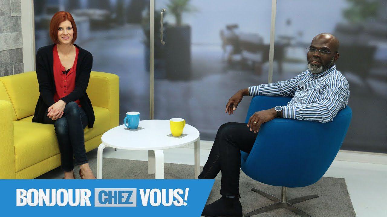 Francis Ngawala était invité par Yveline Lebeau sur EMCI TV.