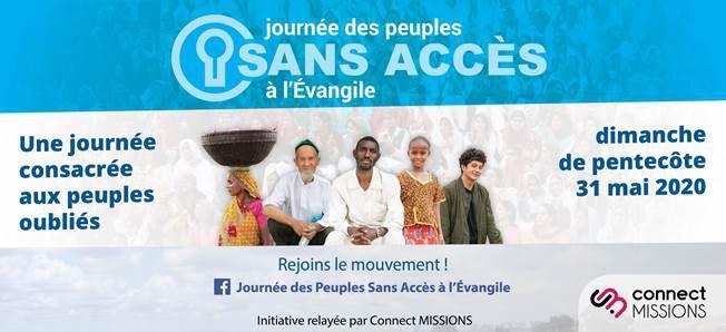 7000 peuples n'ont aucun accès à l'Evangile en 2020...