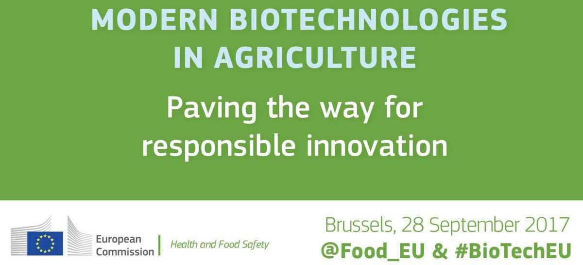 Conférence européenne sur les NBT : résumé du troisième atelier sur la promotion de l'innovation et l'utilisation sûre des biotechnologies