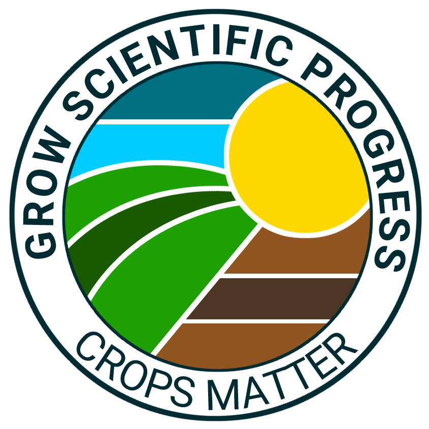 Grow scientific progress: crops matter