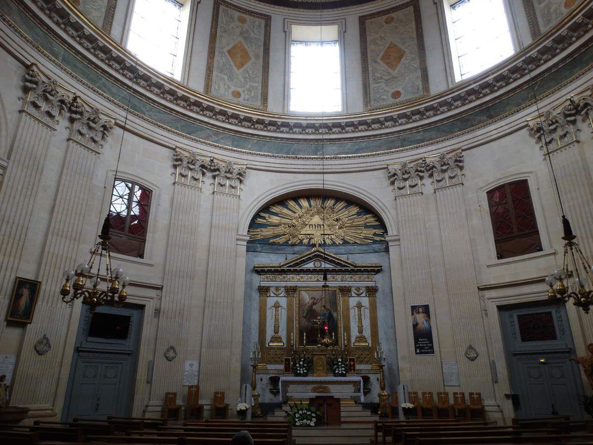 Paris – 1er arrondissement - Eglise Notre-Dame-de-l'Assomption