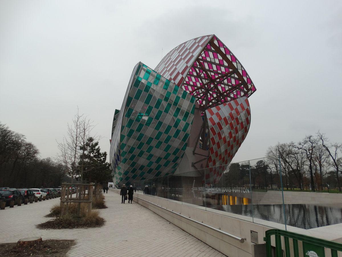 Paris – Fondation Louis Vuitton - Icônes de l'art moderne
