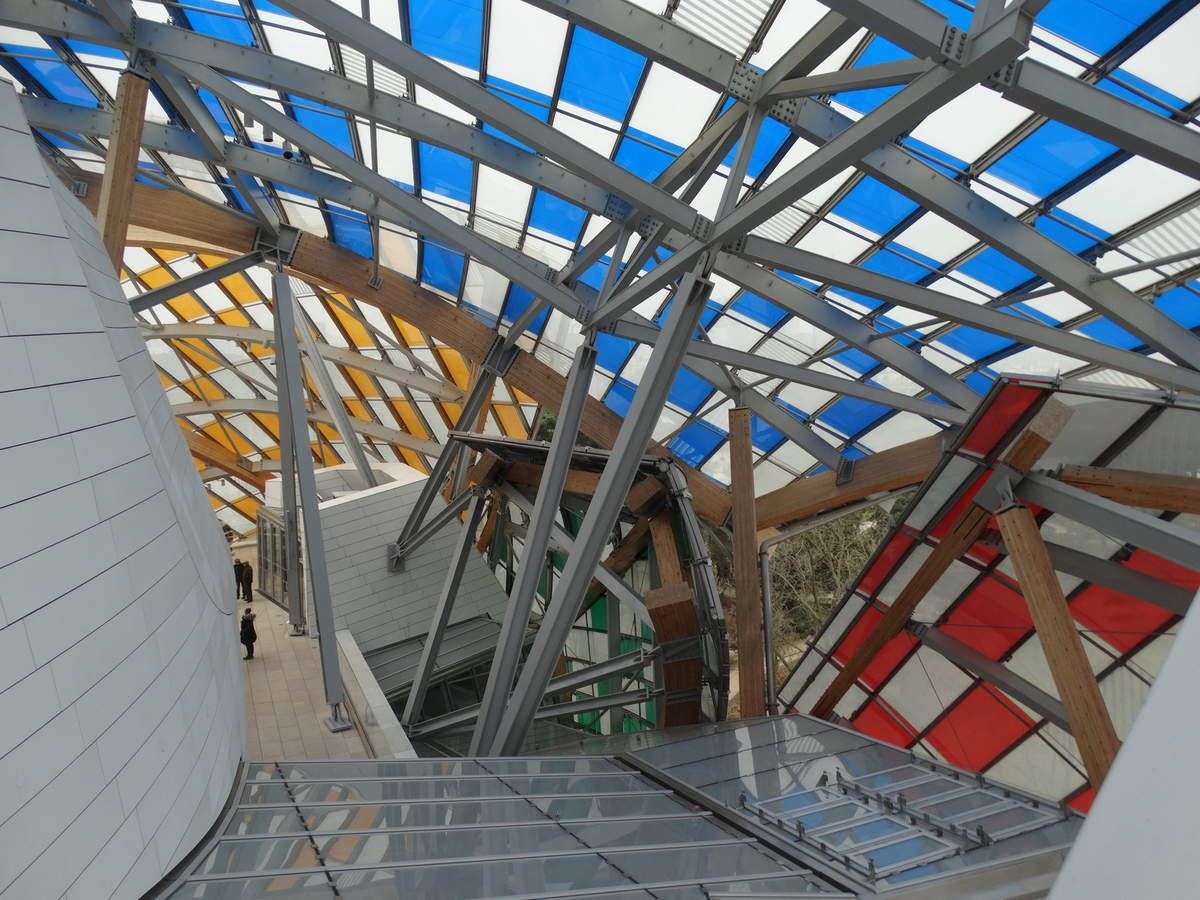 Paris – Fondation Louis Vuitton