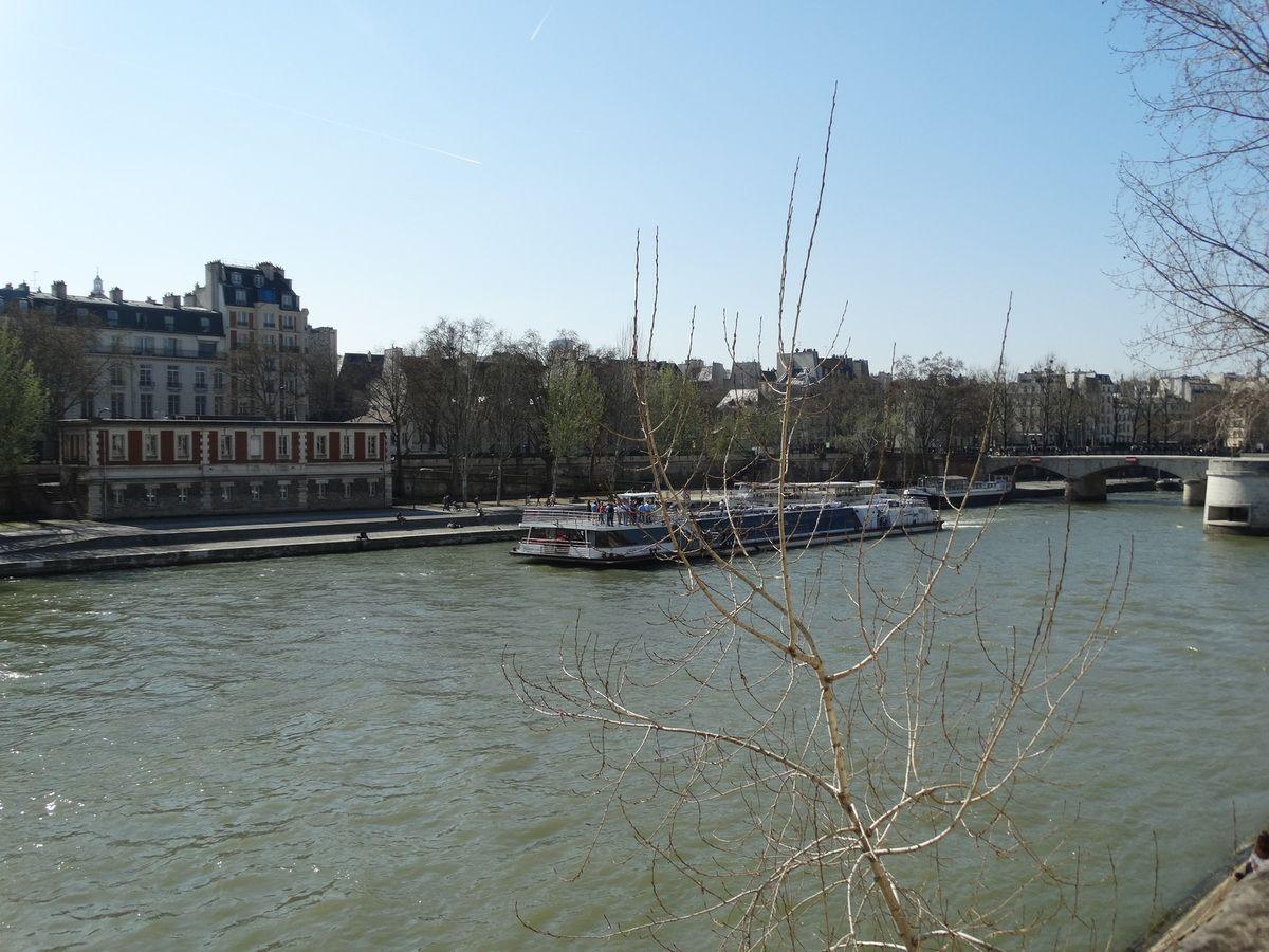Paris - Ile Saint Louis