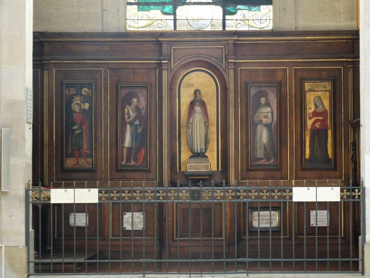 La chapelle du Sacré Cœur de Jésus