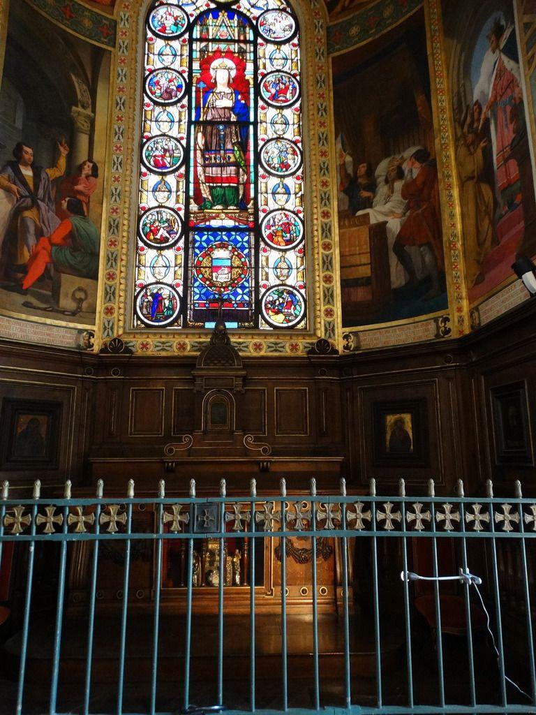 Paris - Eglise Saint Louis en l'ile