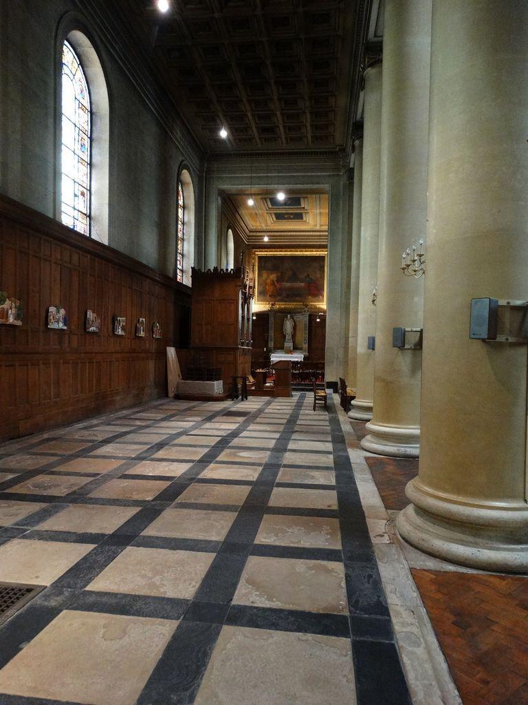 Paris – 3ème arrondissement - Saint-Denys du Saint-Sacrement