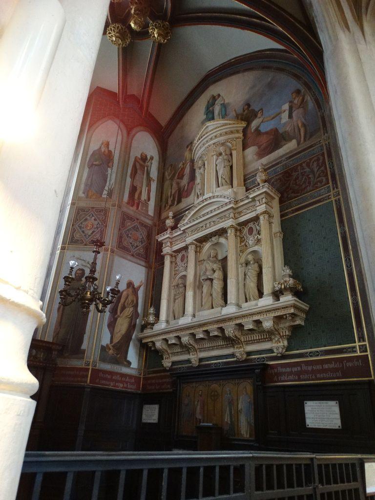 Paris – 4ème arrondissement - Eglise Saint-Gervais-Saint-Protais