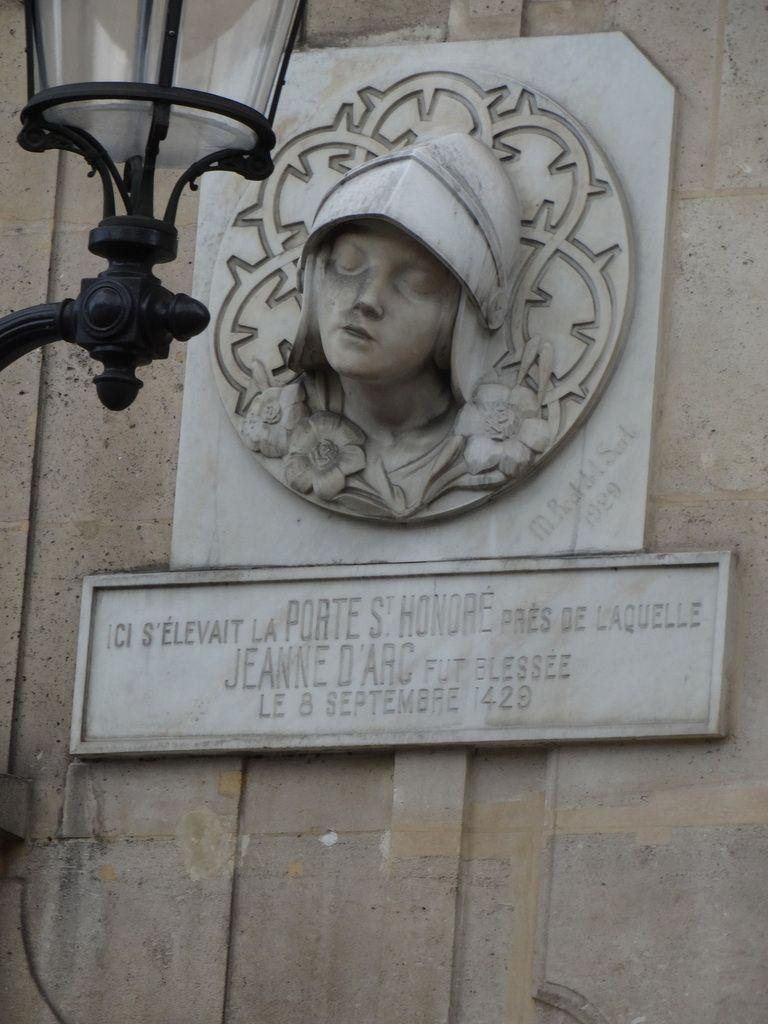 Paris, mon Paris. 1er arrondissement – Place des Pyramides