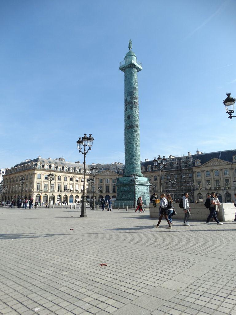 Paris – Place Vendôme – FIAC Hors les Murs