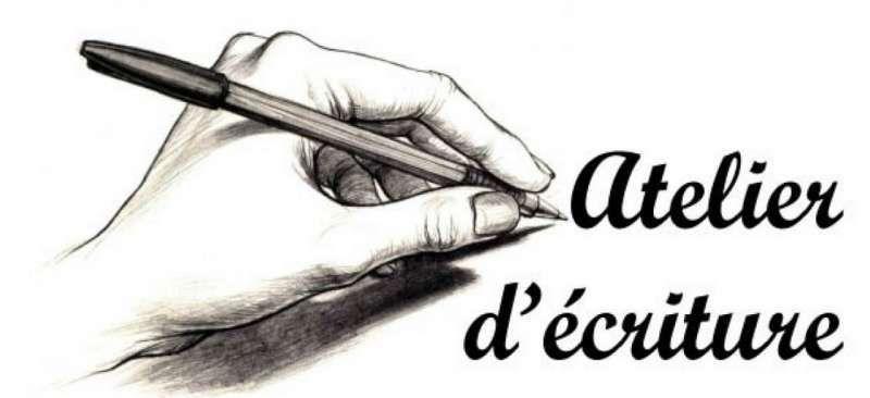 [Bordeaux - 7 déc.] Atelier d'écriture