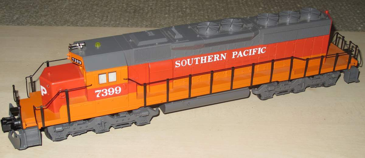 MTH PREMIER Southern Pacific SD40-2 UPGRADE PROTO-SOUND 2
