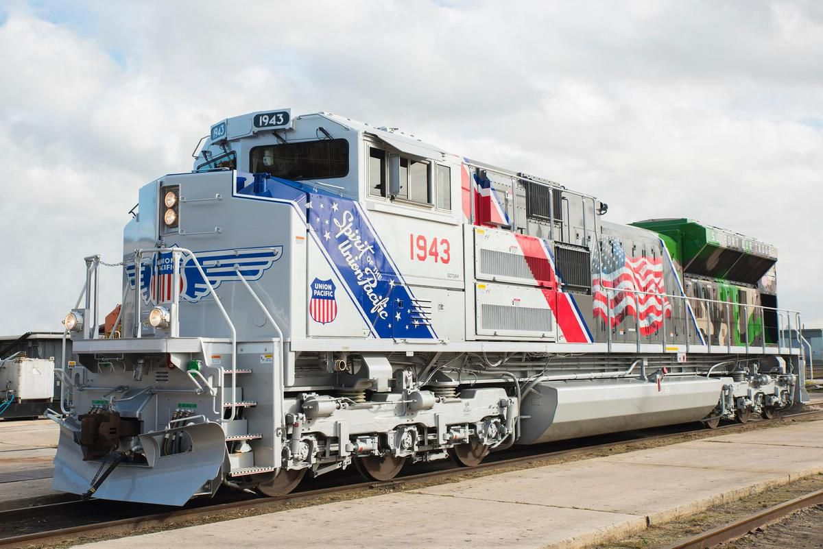 MTH Premier Union Pacific « THE SPIRIT »