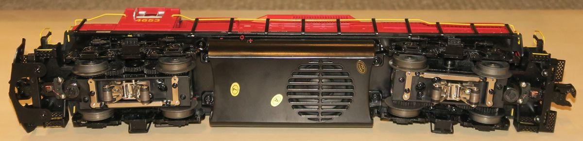 MTH Premier GP-40 U.S. Army Proto-Sound 3.0