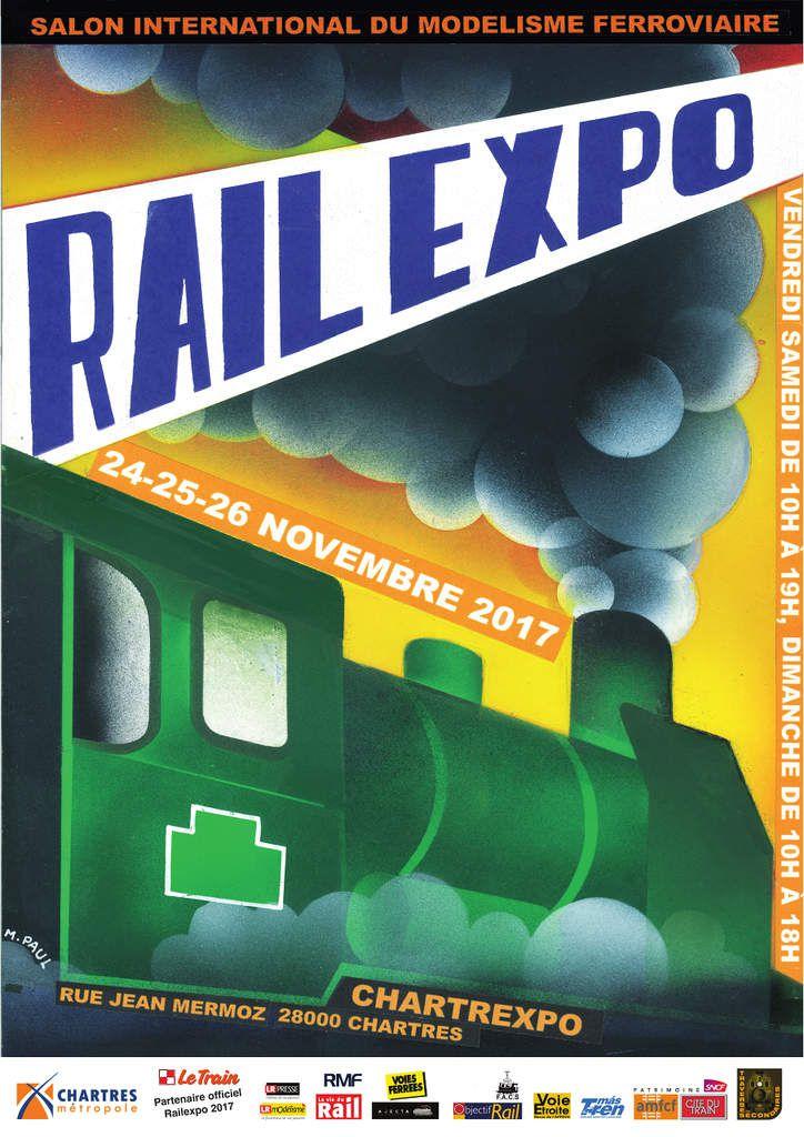 Rail Expo 24, 25 et 26 Novembre 2017