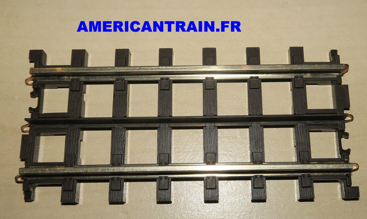 Rail droit 4.25' ScaleTrax 45-1012 échelle O MTH