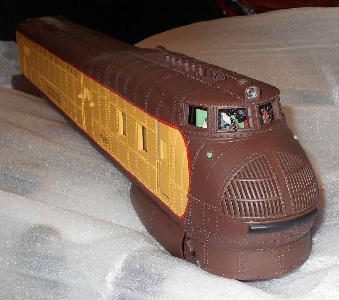 MTH Premier M10000 Union Pacific