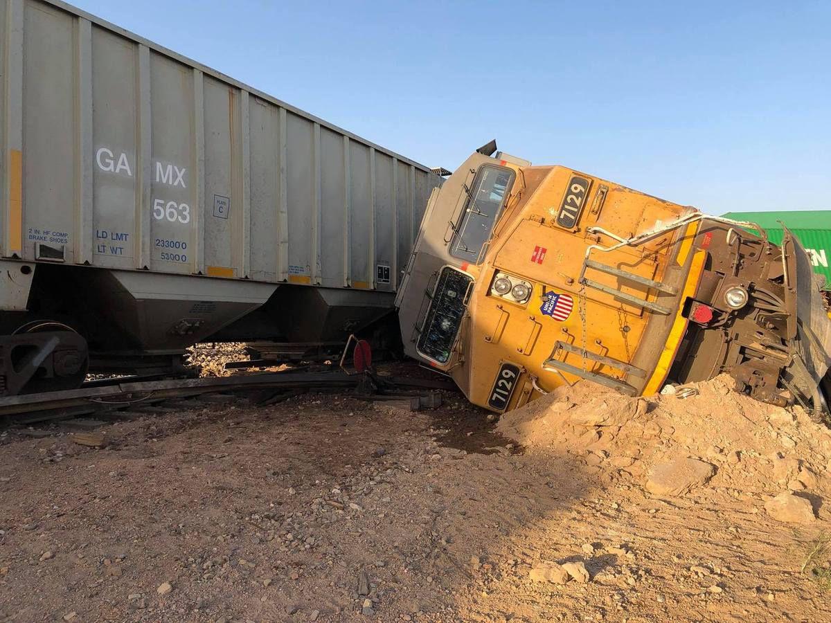 Accident ferroviaire du 18 Avril 2018