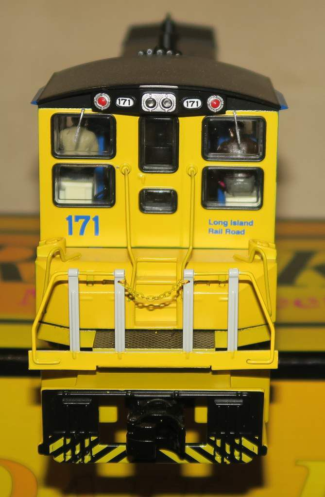 MTH RailKing MP15AC Long Island Hors Catalogue