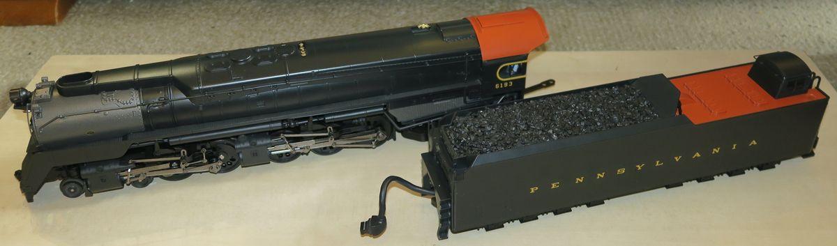 Locomotive à vapeur Classe Q2 la puissance brute
