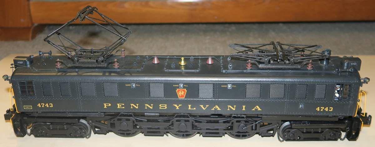 Les locomotives électriques Américaines