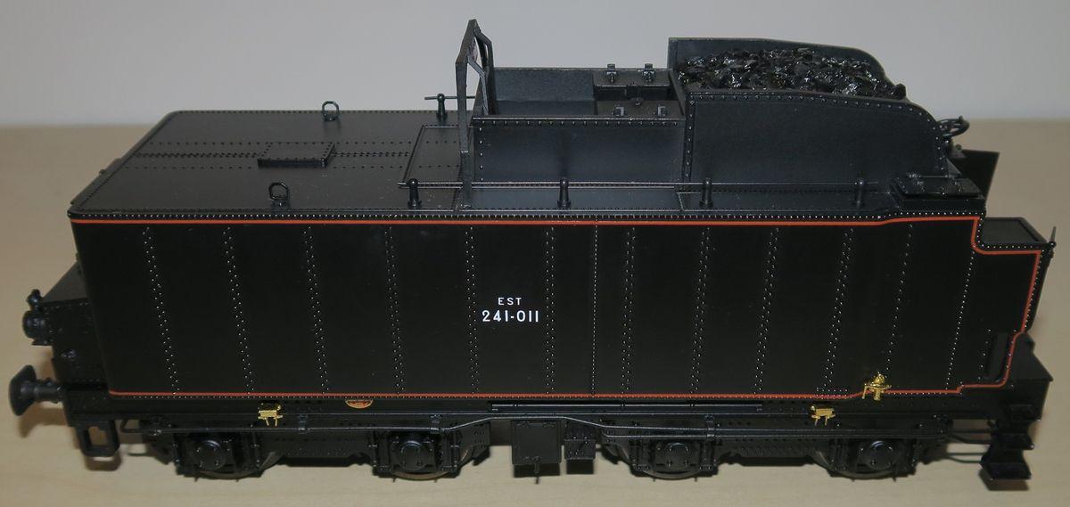 MTH Premier Class 241 A Est Epoque II