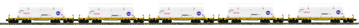 NASA RAILROAD