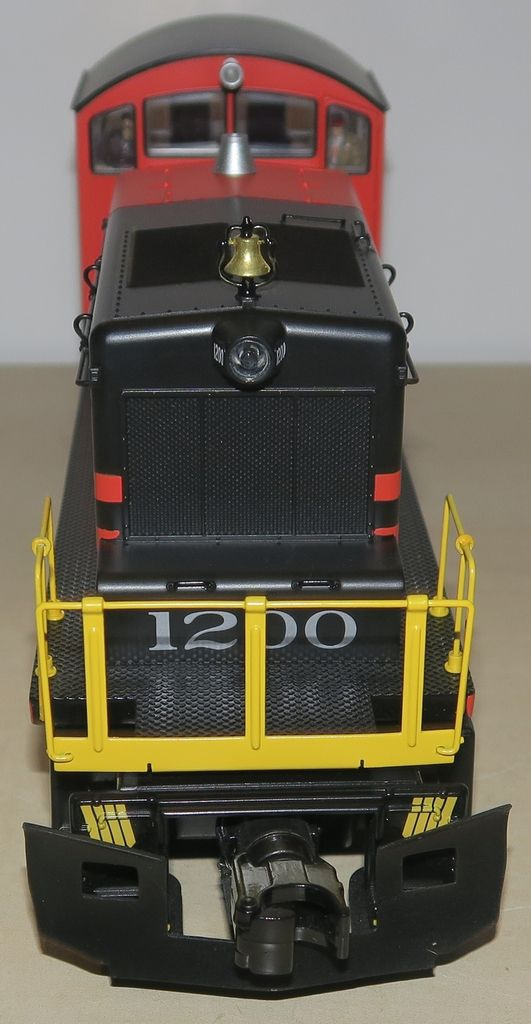 EMD SW1 Petite mais costaud