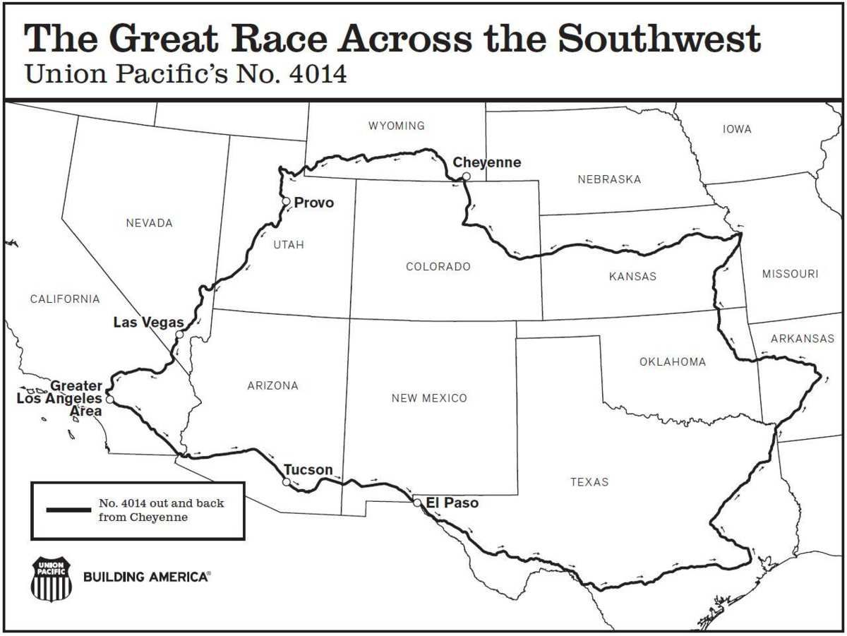 The Great Race Across the Southwest