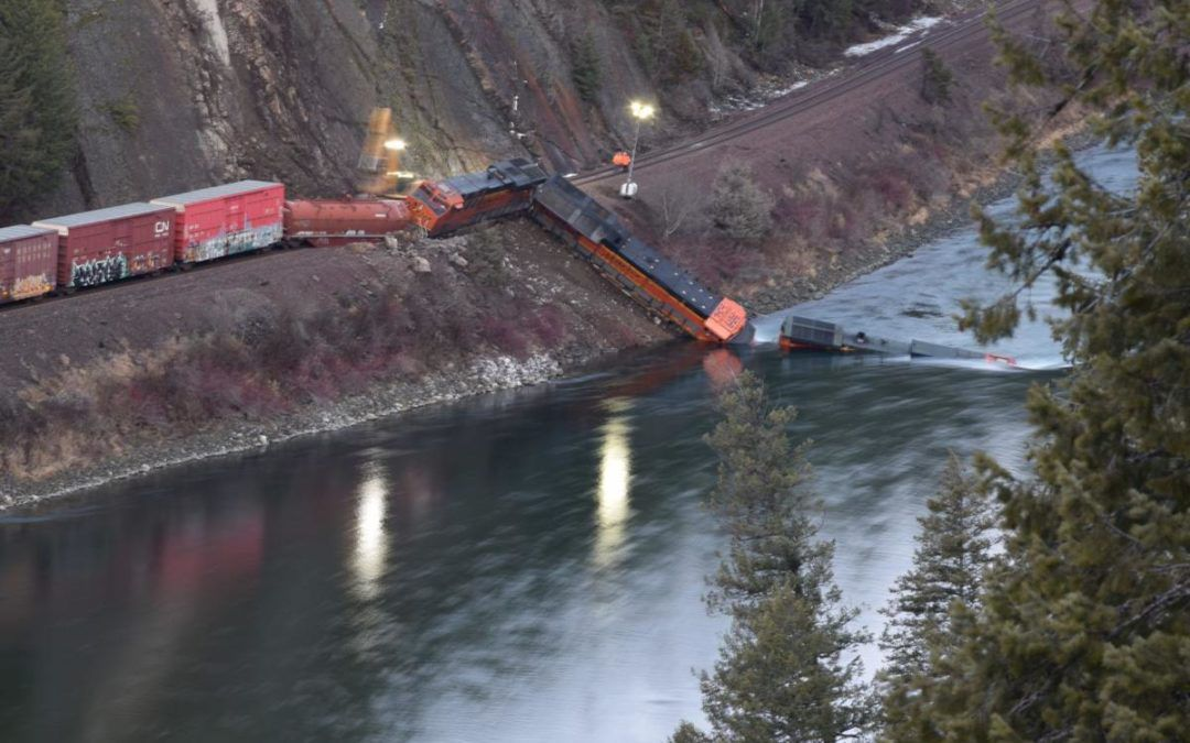 Pour 2020 BNSF se jette à l'eau