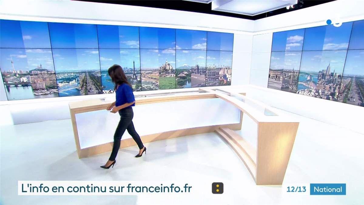 Emilie Tran Nguyen Le 12/13 France 3 le 18.06.2018