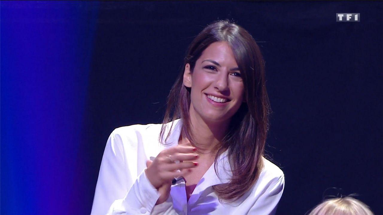 Hélène Mannarino Le Grand Concours des Animateurs TF1 le 19.06.2020