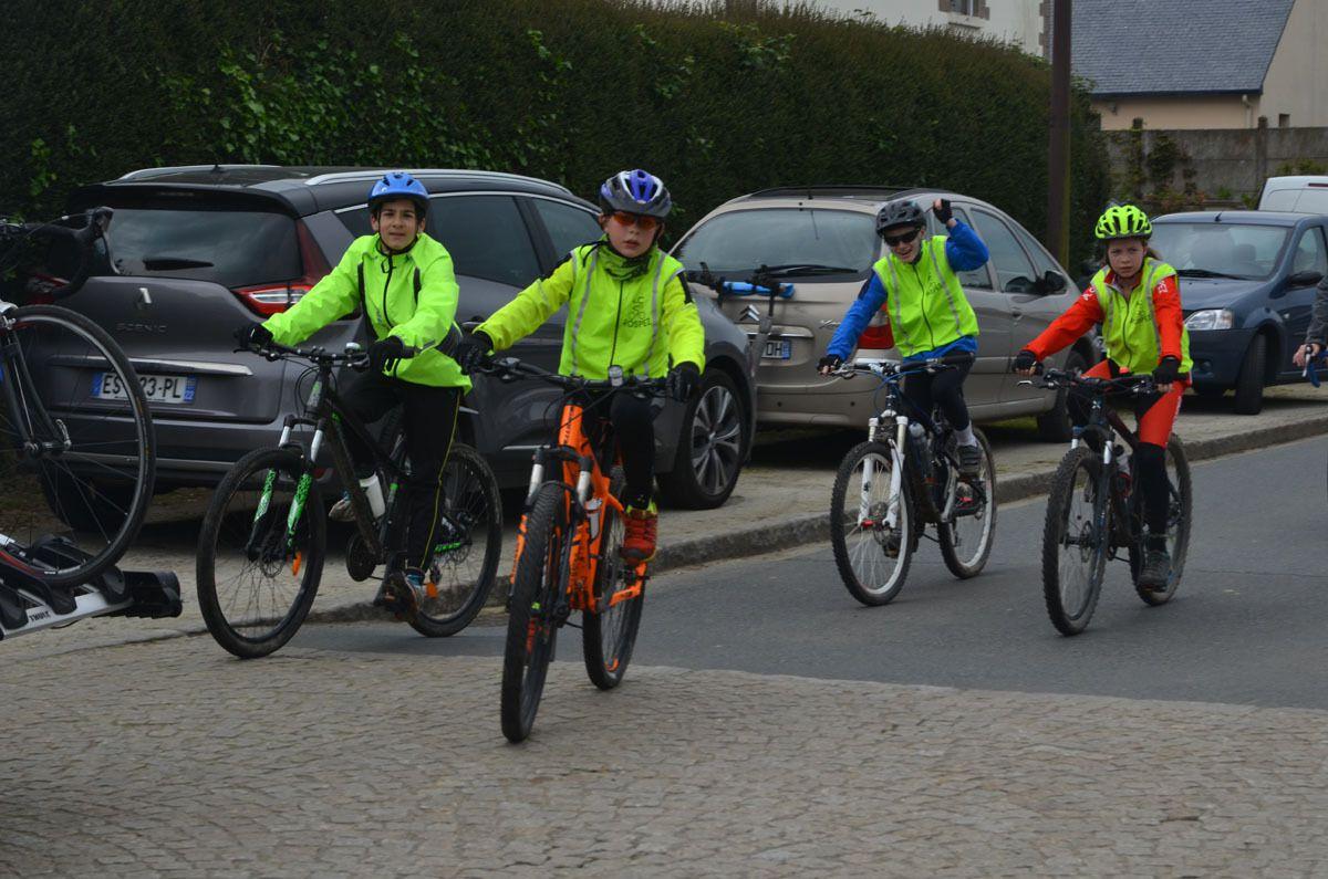 L'école de cyclo à la Rospézienne 2019