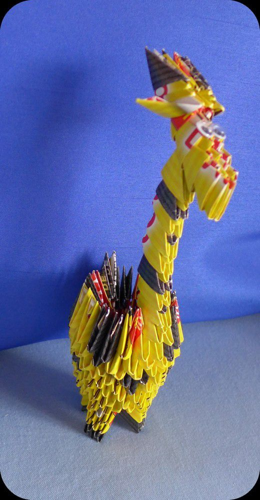 Mes deux girafes...