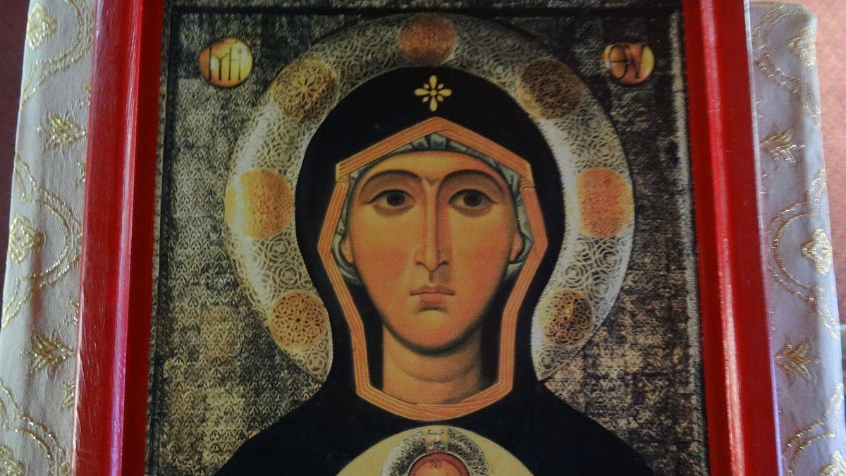 Homélie pour la fête de Notre Dame du Signe
