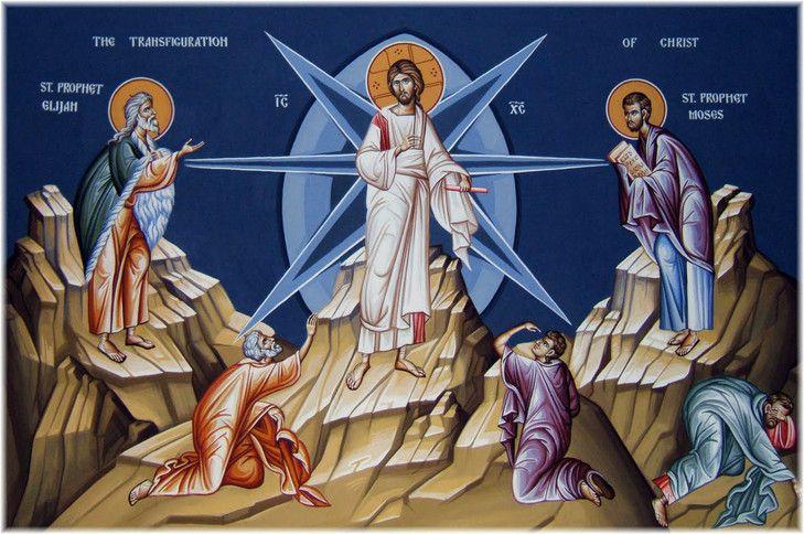 Homélie pour la fête de la Transfiguration (2019)