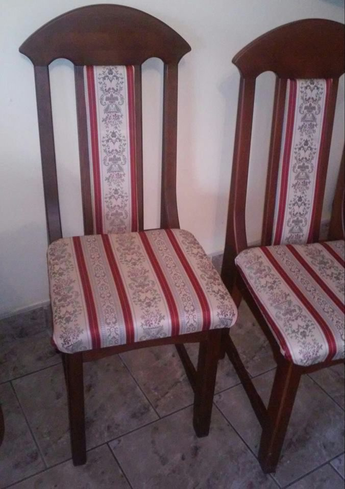 stolice od drveta