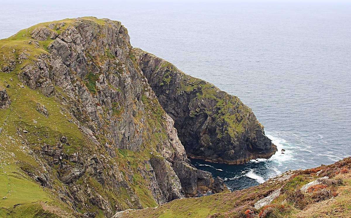 Slieve League Irlande