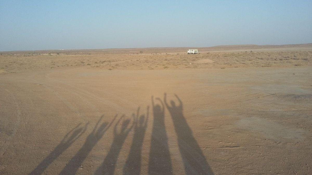 Turkménistan : capitale étrange et cratère de feu