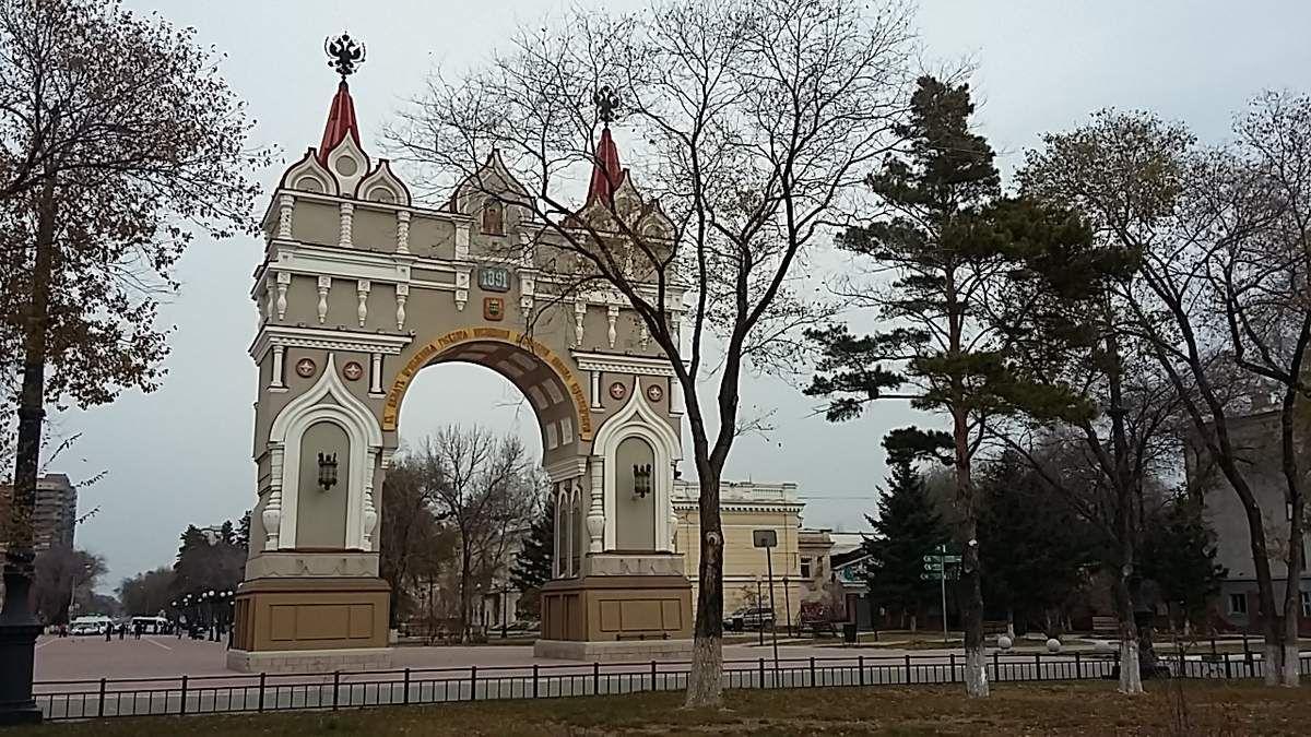 Sibérie 2ème : de l'hiver à l'automne...