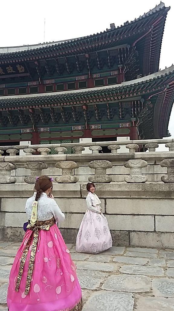 Corée du sud : palais, temples et rougeoiement