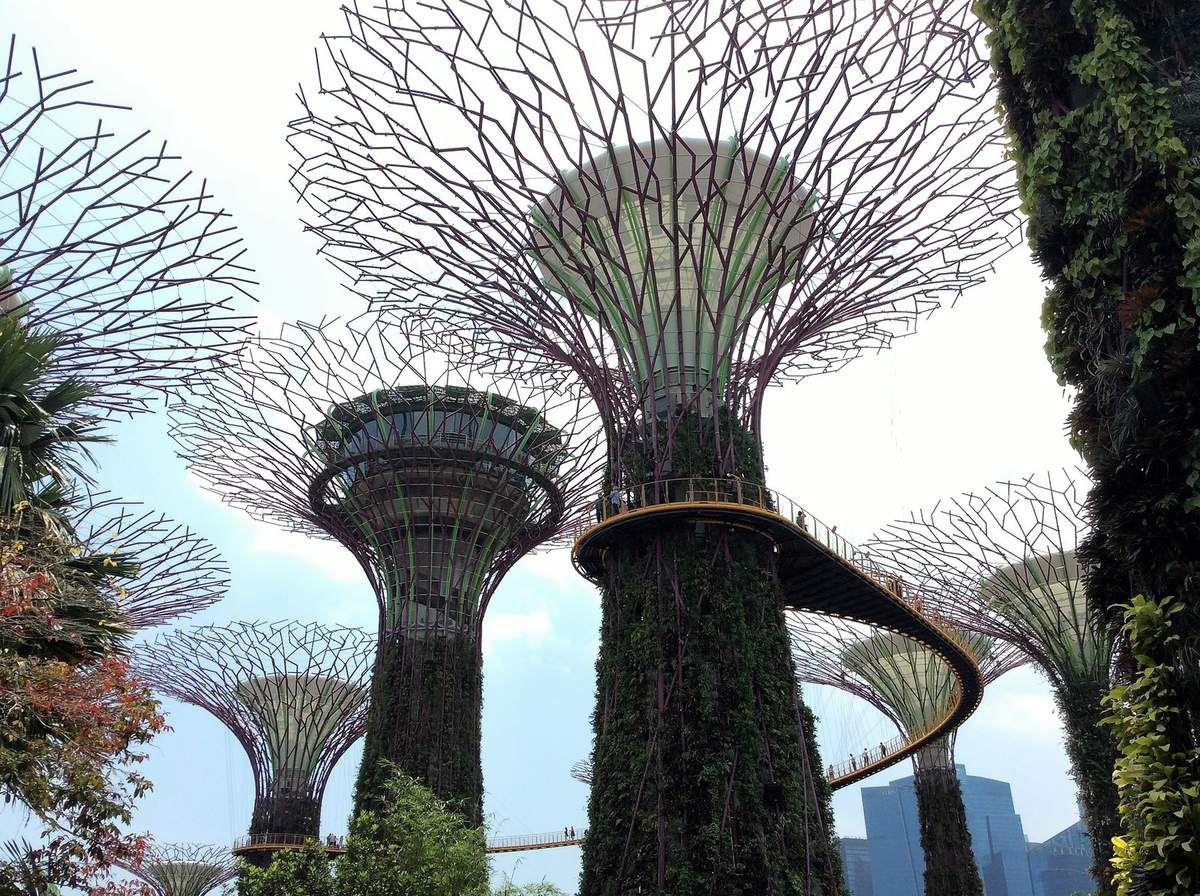 Singapour de Waouw en Waouw !!