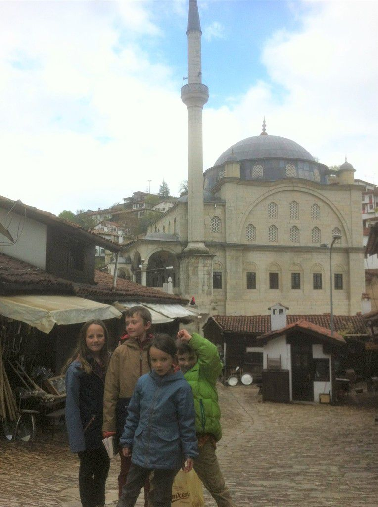 D'Istanbul à Ankara