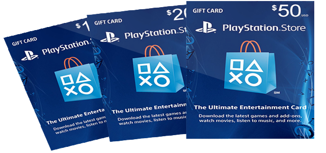 PSN Gift Card Codes 2017