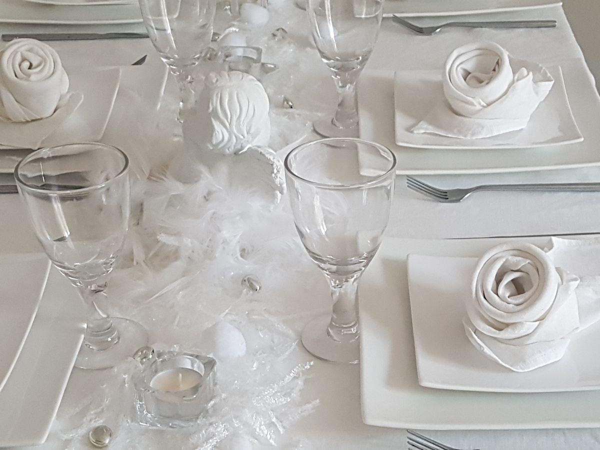 Ma table de Noël 2016