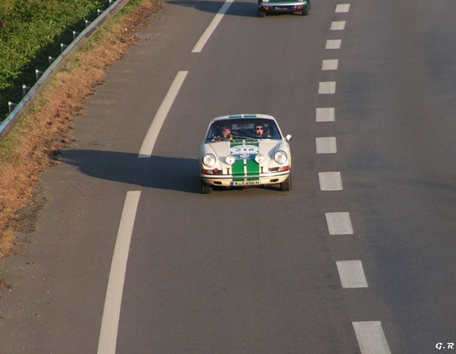 Tour  Auto  Optic  2000  dans  la  région  nantaise